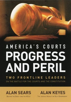 America's Courts: Progress and Peril DVD   -     By: Alan Sears