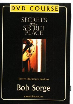 Secrets of the Secret Place DVD Course  -     By: Bob Sorge
