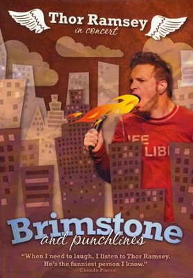 Brimstone and Punchlines, DVD   -     By: Thor Ramsey