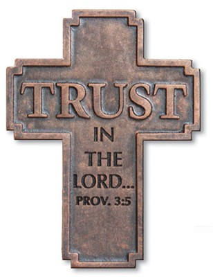 Trust Cross Magnet  -