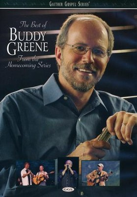 The Best of Buddy Greene, DVD   -