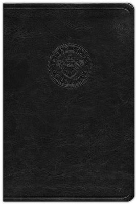 HCSB Sailor's Bible, Black Simulated Leather  -
