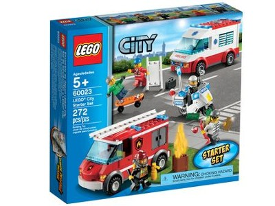 LEGO ® City Starter Set   -