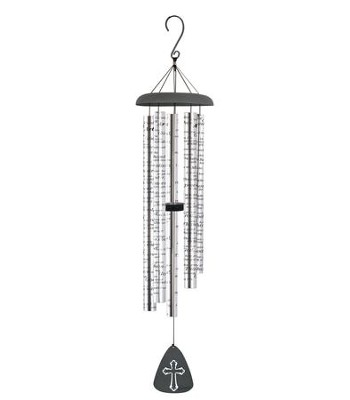 How Great Thou Art Sonnet Wind Chime  -