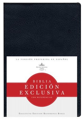 RVR 1960 Biblia Edici&#243n Exclusiva con Referencias, RVR 1960 Exclusive Edition with References  -