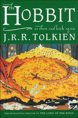 The Hobbit, Or There and Back Again, Softcover   -     By: J.R.R. Tolkien