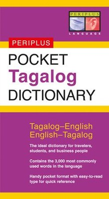 Pocket Tagalog Dictionary: Tagalog-English English-Tagalog  -     By: Renato Perdon