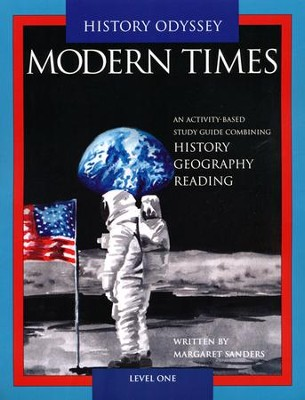 History Odyssey: Modern Times, Level One Grades 1-4  -