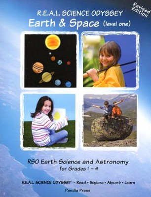 R.E.A.L. Science Odyssey: Earth & Space, Level One   -     By: Terri Williams