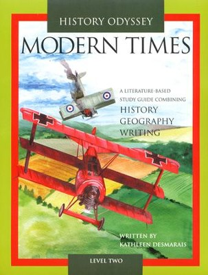 History Odyssey: Modern Times, Level Two Grades 5-9  -     By: Kathleen Johnson