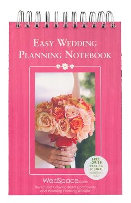 Easy Wedding Planning Notebook   -     By: Alex Lluch, Elizabeth Lluch