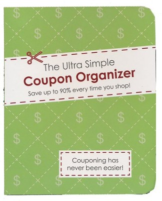 The Ultra Simple Coupon Organizer   -
