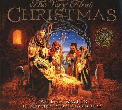 The Very First Christmas, Softcover   -     By: Paul L. Maier