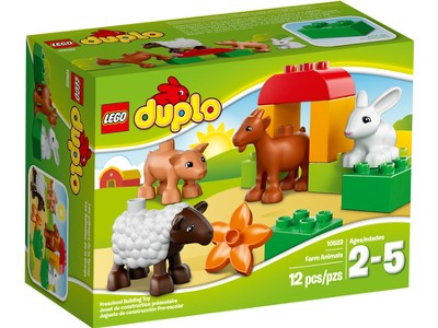 LEGO ® DUPLO ® Farm Animals   -