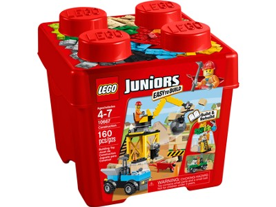 LEGO ® Juniors Construction   -
