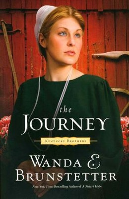 The Journey, Kentucky Brothers Series #1   -     By: Wanda E. Brunstetter