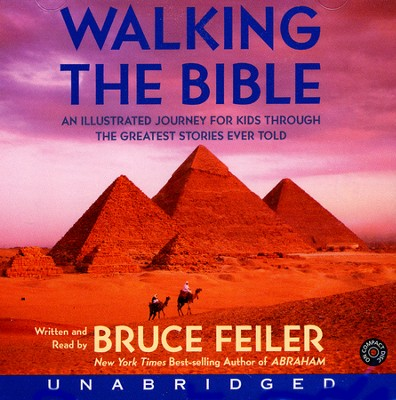 Walking the Bible - Audiobook on CD  -     By: Bruce Feiler