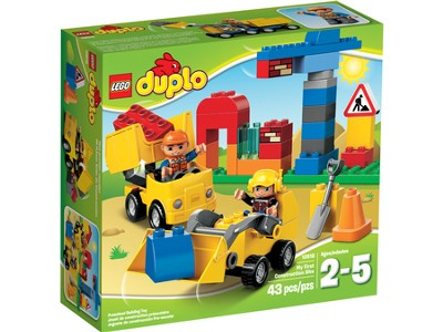 LEGO ® DUPLO ® My First Construction Set   -