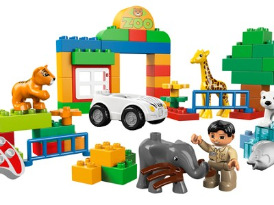 LEGO ® DUPLO ® My First Zoo   -
