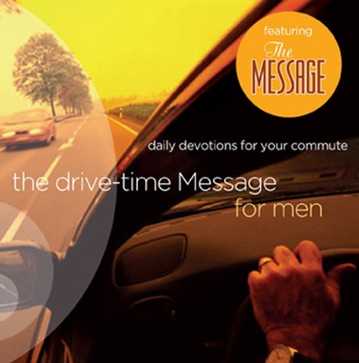 Drive Time Message for Men Devotional Volume 1 Audiobook on CD  -     By: Smith Management Associates