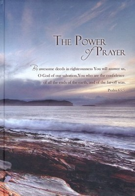 Power of Prayer Journal  -
