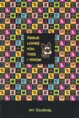 Jesus Loves You Journal  -