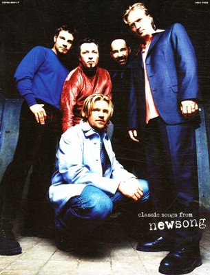 Classic Songs From Newsong, Folio   -     By: NewSong