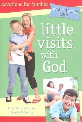 Little Visits with God, Fourth Edition   -