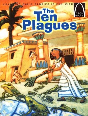 The Ten Plagues (Ages 5 and up)   -