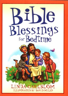 Bible Blessings for Bedtime  -     By: Linda Carlblom