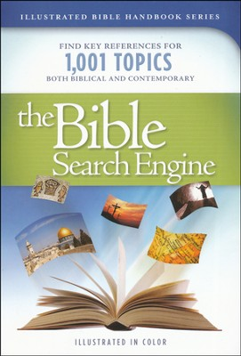 The Bible Search Engine  -     By: Pamela McQuade