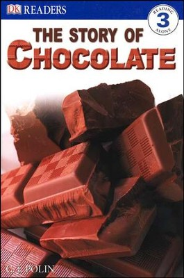 DK Readers, Level 3: The Story of Chocolate   -