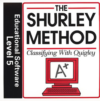 Shurley English Level 5 Educational Software  -