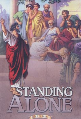 Standing Alone DVD  -     By: Dr. S.M. Davis