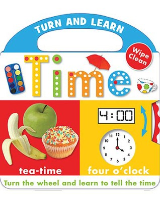 Turn And Learn: Time  -     By: Katie Cox