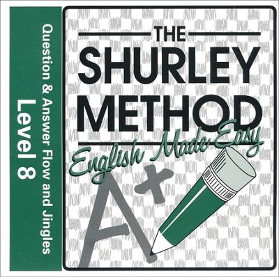 Shurley English Level 8 Instructional CD   -