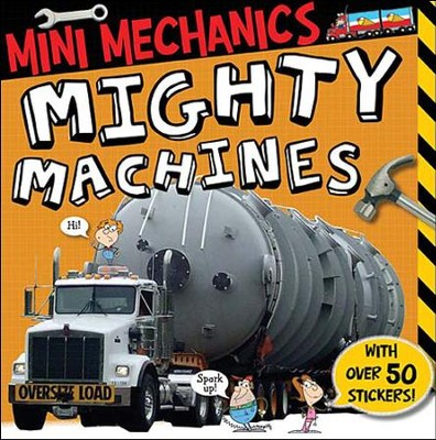 Mini Mechanics Fast and Mighty   -