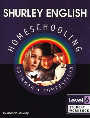 Shurley English Level 6 Student Workbook  -