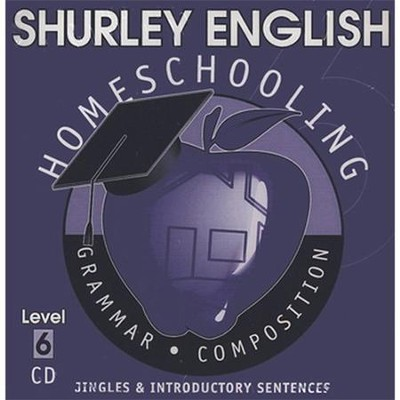 Shurley English Level 6 Instructional CD  -