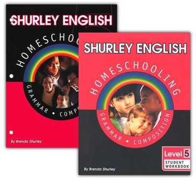 Shurley English Level 5 Kit  -