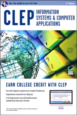 CLEP Information Systems and Computer Applications with Online Practice Tests 2/E  -     By: Naresh Dhanda
