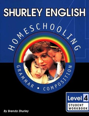 Shurley English Level 4 Student Workbook  -