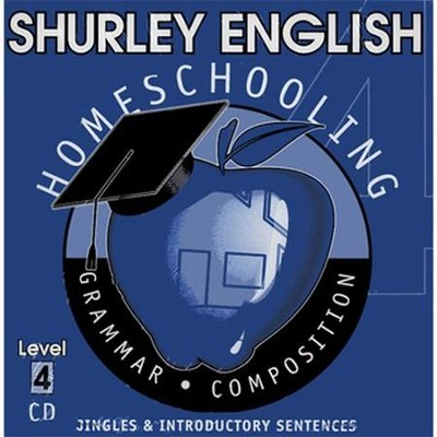 Shurley English Level 4 Instructional CD  -