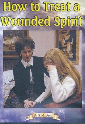 How to Treat a Wounded Spirit DVD  -     By: Dr. S.M. Davis