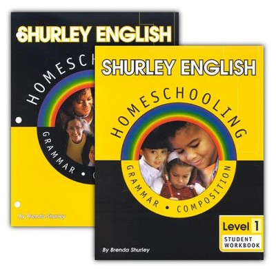 Shurley English Level 1 Kit - Slightly Imperfect  -