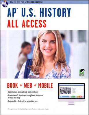 AP U.S. History All Access  -     By: Gregory Feldmeth