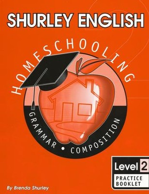 Shurley English Level 2 Practice Set  -