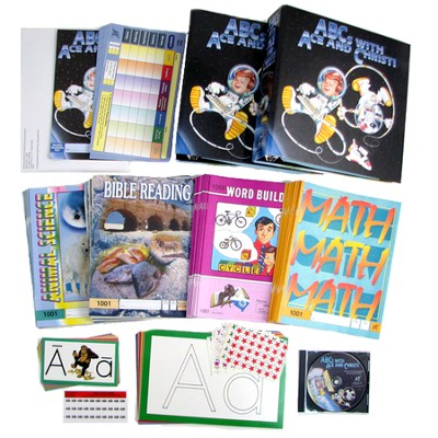 ABCs with Ace and Christi 12 Week Program Kit (Grade 1)   -