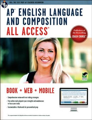AP English Language and Composition All Access (AP)  -     By: Susan Bureau, Stacey E. Kiggins, Katherine A. Nesselrade, Kirsti R. McCauley