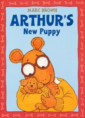 Arthur's New Puppy  -     By: Marc Brown